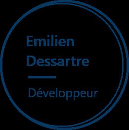 Agelios, Emilien Dessartre, Développeur